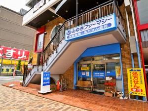 春日井店外観1