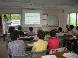 認知症予防教室にて指導をしてきました。